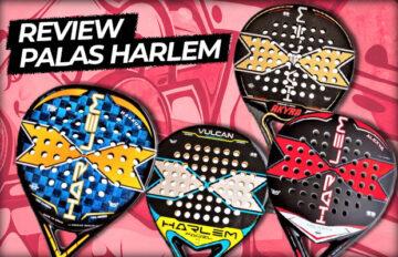 Palas de pádel Harlem