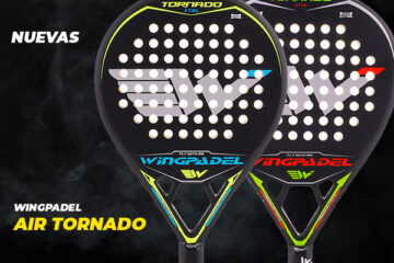 Wingpadel Air Tornado
