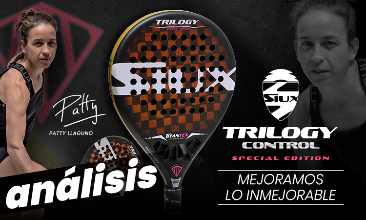 nueva Siux Trilogy Control