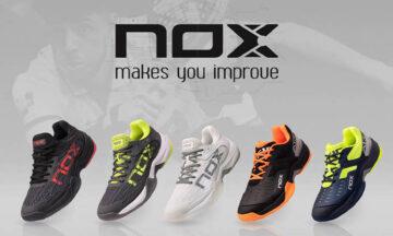 Zapatillas de pádel Nox