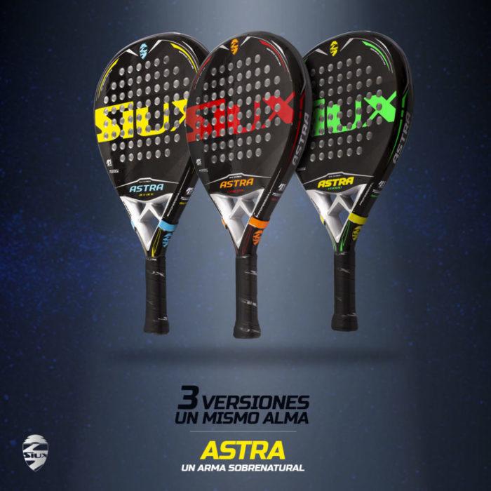 Siux Astra Attack