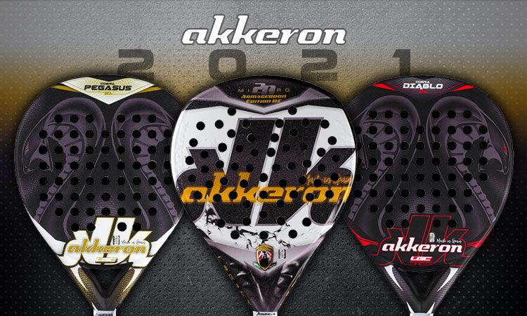nueva colección Akkeron 2021