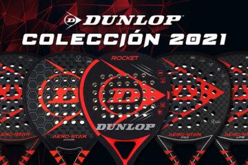 palas de pádel Dunlop