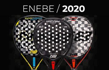 Palas de pádel Enebe 2020