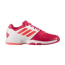 ADIDAS BARRICADE COURT BLANCO ROSA MUJER BY1652