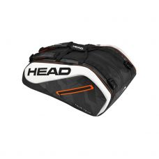 RAQUETERO HEAD TOUR TEAM 12R MONSTERCOMBI NEGRO BLANCO