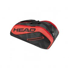 RAQUETERO HEAD TOUR TEAM 12R MONSTERCOMBI ROJO NEGRO
