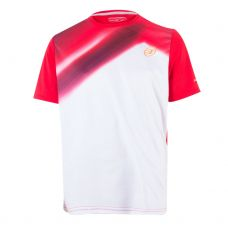 CAMISETA BULLPADEL ALGAFE ROJO
