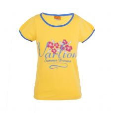 CAMISETA VARLION MD MC 07-MC3007 AMARILLO