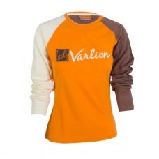 CAMISETA VARLION MD ML06-MC618 NARANJA