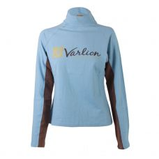 CAMISETA VARLION MD M/L06-MC626 CELESTE