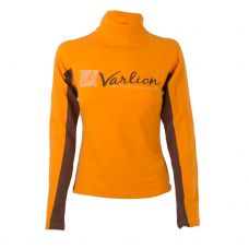 CAMISETA VARLION MD ML06-MC626 NARANJA MUJER