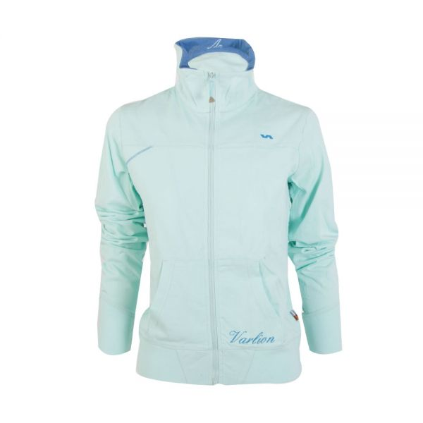 CHAQUETA VARLION MD12S10 CELESTE MUJER