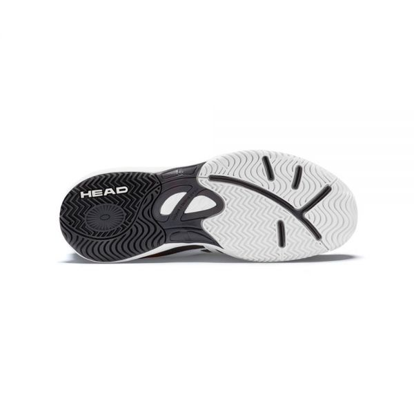 HEAD SPRINT 2.0 JUNIOR BLANCO NEGRO 275118 WHBK