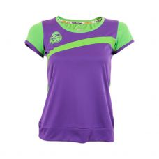 CAMISETA SIUX ELSA JUNIOR PURPURA VERDE