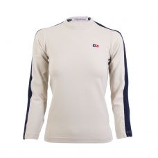 CAMISETA VARLION BEIGE