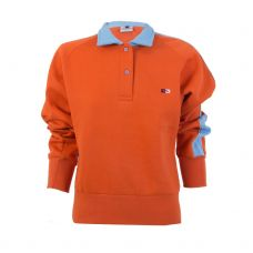 POLO MANGA LARGA VARLION NARANJA 490141