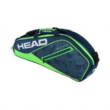 RAQUETERO HEAD TOUR TEAM 3R PRO MARINO VERDE