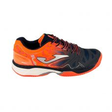 JOMA T.SLAM MEN 803 CLAY AZUL MARINO NARANJA