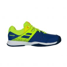 BABOLAT PULSION AZUL AMARILLO JUNIOR 33S19731 4043