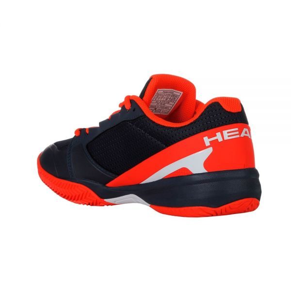 HEAD SPRINT 2.5 AZUL MARINO ROJO JUNIOR 275109 DBNR