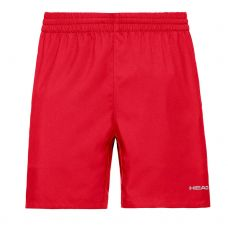 PANTALON CORTO HEAD CLUB S ROJO