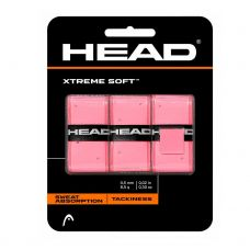 OVERGRIP HEAD  XTREME SOFT 3 ROSA