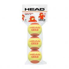 BOTE 3 BOLAS HEAD TIP RED