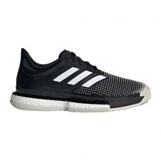 ADIDAS SOLECOURT BOOST CLAY NEGRO BLANCO G26293