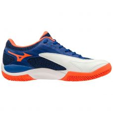 MIZUNO WAVE FLASH CC AZUL BLANCO 61GC1922 27