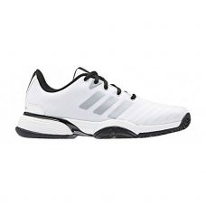 ADIDAS BARRICADE 2018 XJ BLANCO NEGRO JUNIOR BB7938