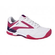DUNLOP EXCEL BLANCO ROSA MUJER