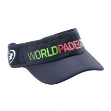 VISERA BULLPADEL WORLD PADEL TOUR 02 BPV-20 AZUL NAVY