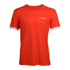CAMISETA NOX TEAM ROJO BLANCO