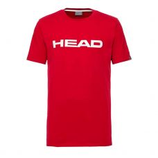 CAMISETA HEAD CLUB IVAN ROJO BLANCO