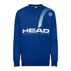 SUDADERA HEAD RALLY AZUL