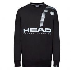 SUDADERA HEAD RALLY NEGRO
