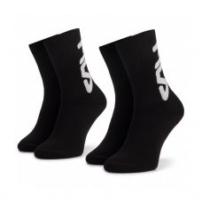 PACK 2 CALCETINES FILA URBAN COLLECTION NEGRO