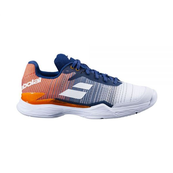 BABOLAT JET MACH II ALL COURT BLANCO NARANJA 30S20629 1035