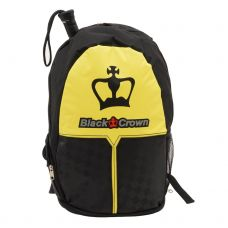 MOCHILA BLACK CROWN JAVA NEGRO AMARILLO