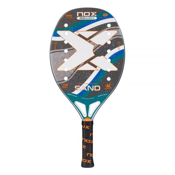 BEACH TENIS NOX ADVANCED SAND GREEN