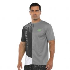 CAMISETA BULLPADEL CARTE GRIS MEDIO
