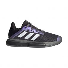 ADIDAS SOLEMATCH BOUNCE CLAY NEGRO BLANCO FX1736