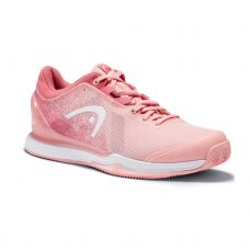 HEAD SPRINT PRO 3.0 CLAY ROSA BLANCO MUJER 274031 RSWH