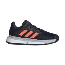 ADIDAS SOLEMATCH BOUNCE CLAY AZUL CORAL MUJER EG2220