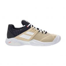 BABOLAT PROPULSE FURY CLAY NEGRO BEIGE MUJER 31S21554 2026