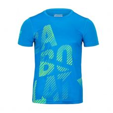 CAMISETA BABOLAT EXERCISE BIG AZUL