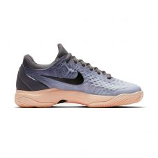 NIKE AIR ZOOM CAGE 3 CLY MUJER GRIS NEGRO N918198 001