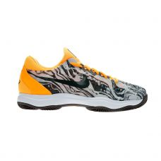 NIKE AIR ZOOM CAGE 3 CLAY BLANCO NEGRO AMARILLO NI918192 008
