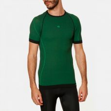 CAMISETA MICROPERFORADA HG SPORT BLINK VERDE